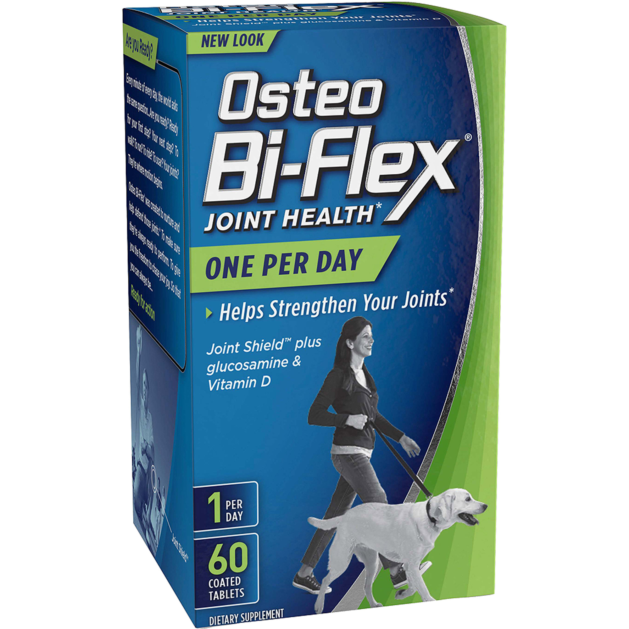 Osteo Bi-Flex One Per Day Joint Health Dietary Supplement Tablets, 60 count