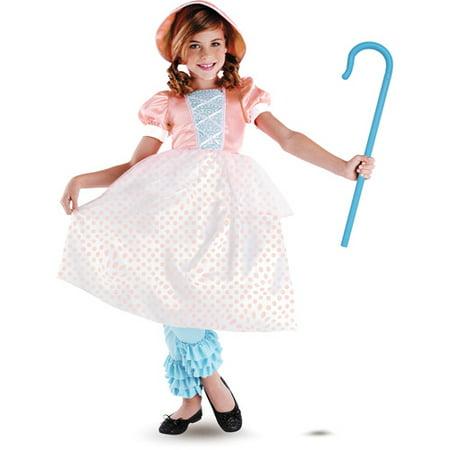 Girl's Bo Peep Toddler Halloween Costume - Toy