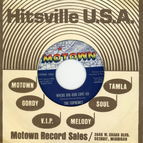 Complete Motown Singles 4: 1964 / Various