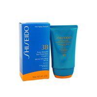 Shiseido Sun Care (Shiseido By Extra Smooth Spf 38 Sun Protection Cream For Face 2.0 Oz )