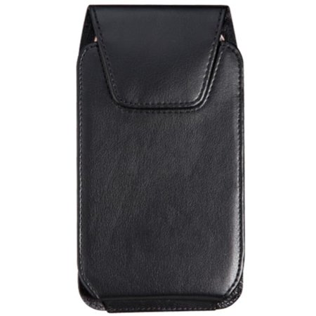 MyBat Universal Vertical Pouch Flip Belt Clip PU Leather Wallet Case Bag For Mobile - Leather Cell Phone Case
