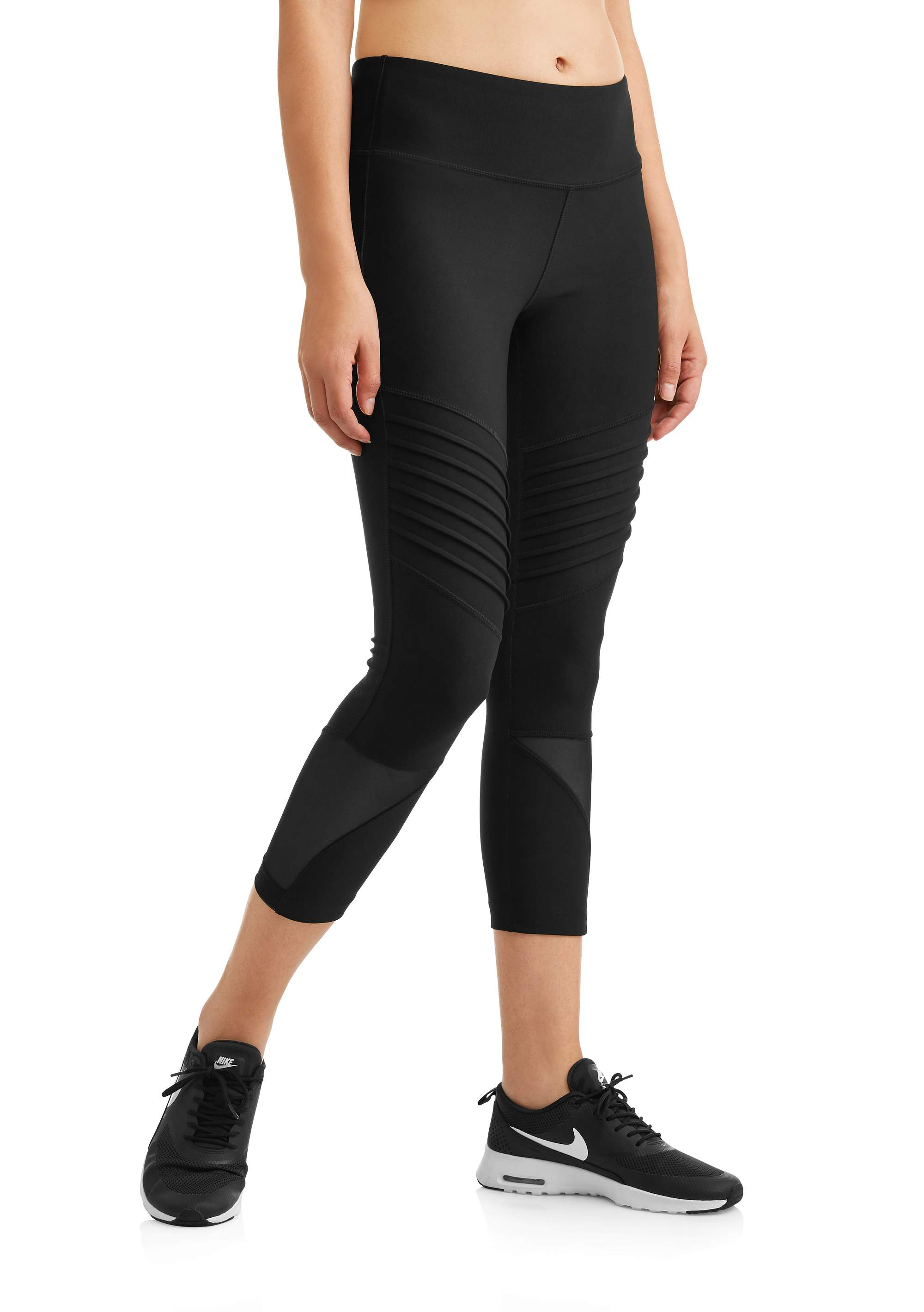 6ff5225985df5 Avia Women's Core Active Moto Mesh Performance Capri – Walmart ...