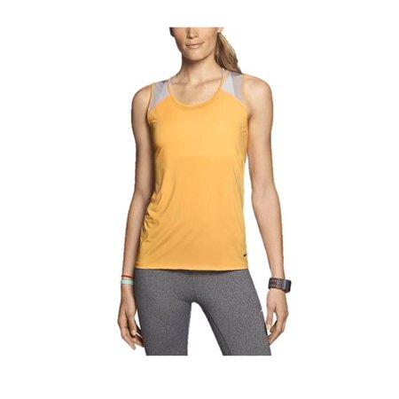 Nike Women's Lux Running DRI FIT Tank Top 589053 807 SIZE X-LARGE RETAIL $75 NEW