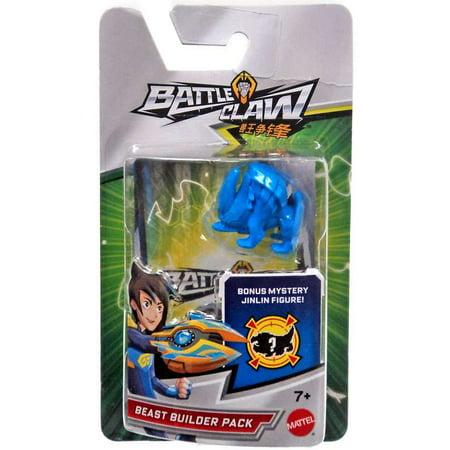 Battle Claw Blue Rhino Beast Builder Pack - Rocksteady Rhino