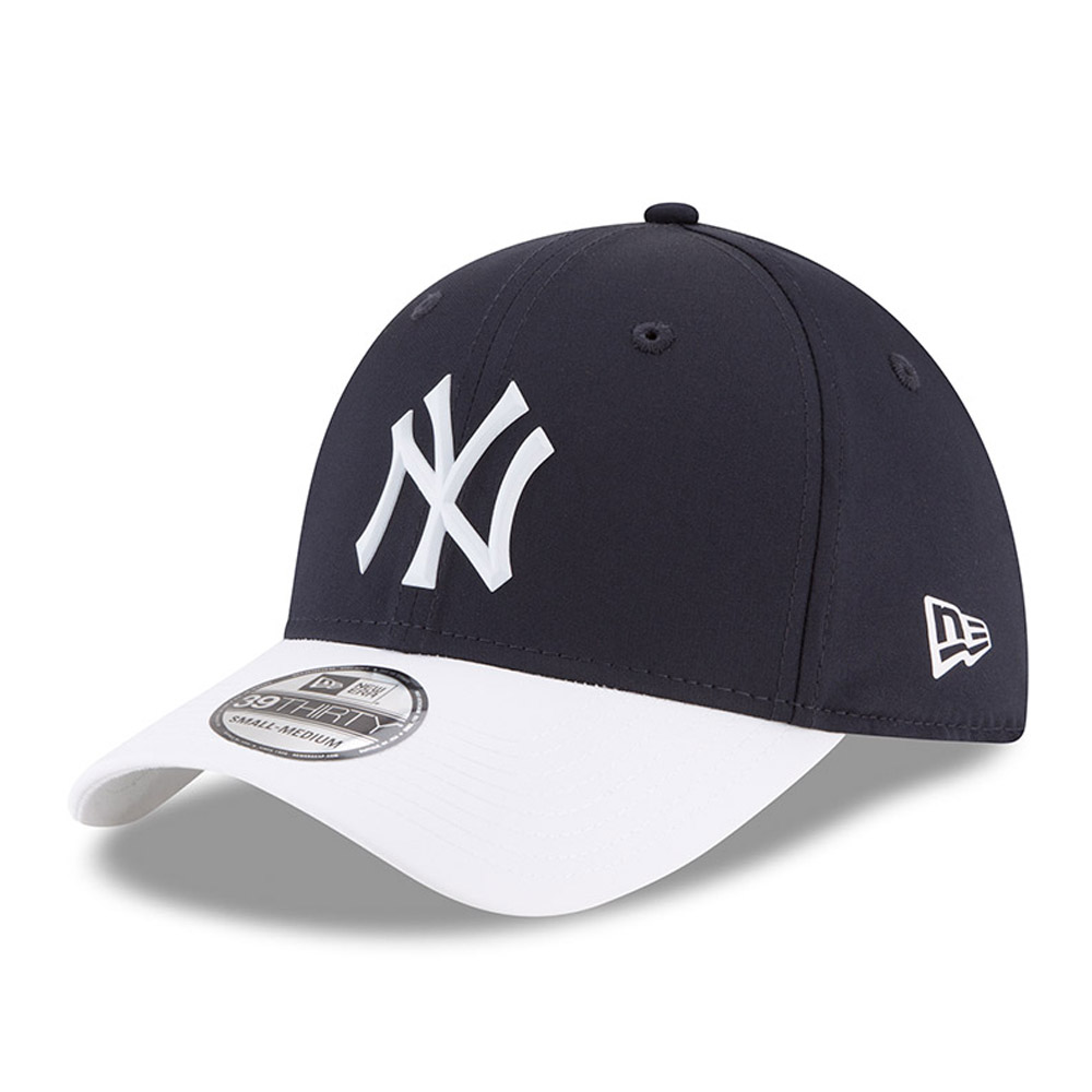 New York Yankees New Era 2018 On-Field Prolight Batting Practice 39THIRTY Flex Hat - Navy