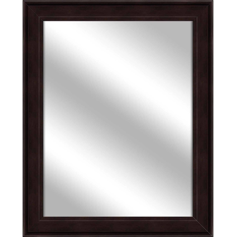 Vanity Mirror, Dark Bronze, 26.75x32.75 by PTM Images