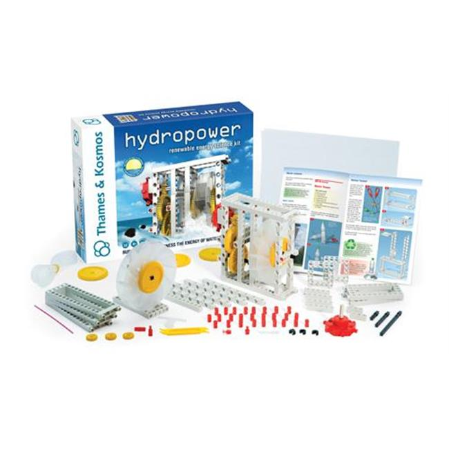 Olympia Sports 16777 Hydropower Kit with Ages 8 and Up