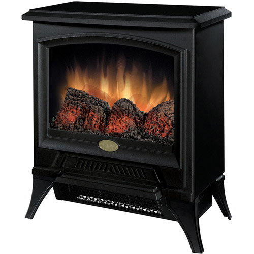 Dimplex North America Compact Electric Stove, Black