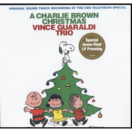 Vince Guaraldi Trio - A Charlie Brown Christmas - Vinyl ()