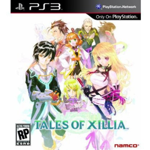 Tales Of Xillia (Playstation 3) by Bandai Namco Entertainment Inc.