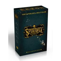 The Spiderwick Chronicles, the Complete Series : The Field Guide; The Seeing Stone; Lucinda's Secret; The Ironwood Tree; The Wrath of Mulgrath