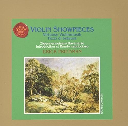 Violin Showpieces (K2HD)