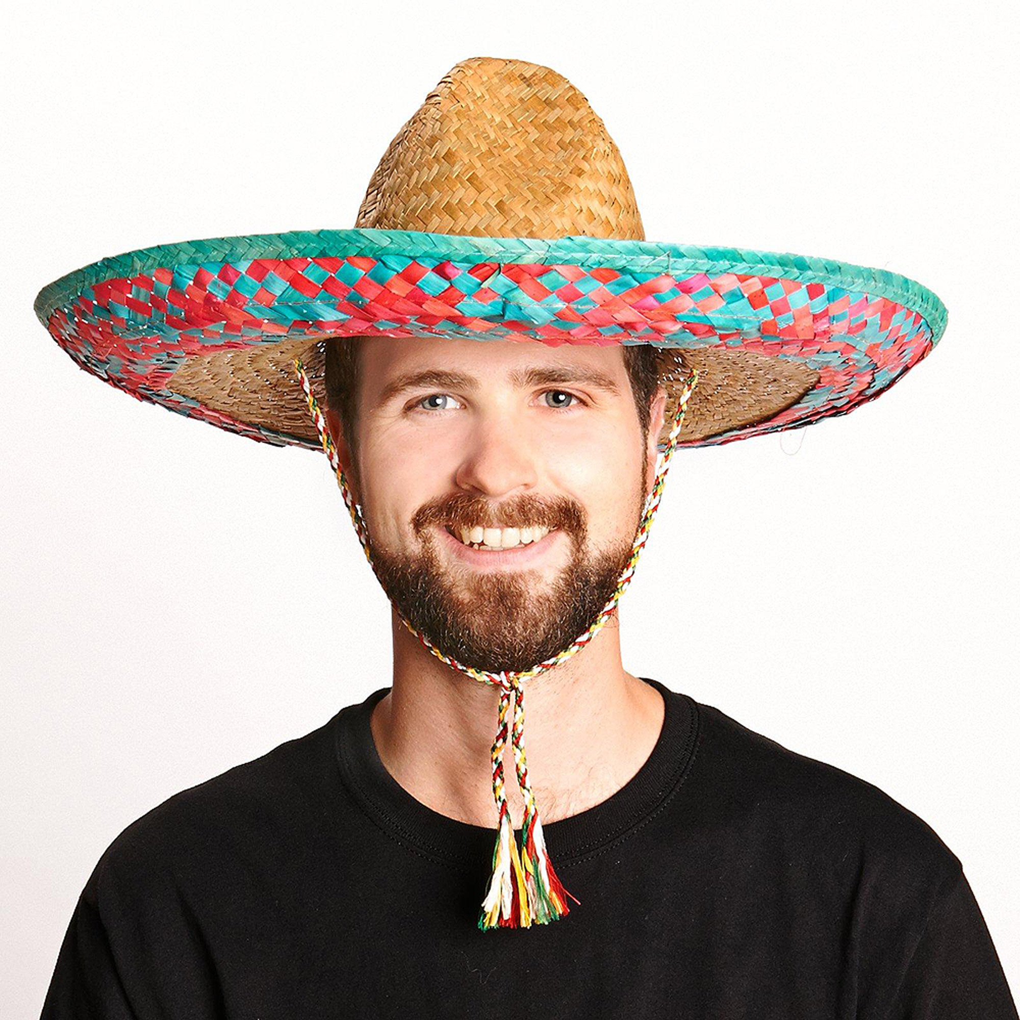 Adult Sombrero Adult Halloween Costume Accessory