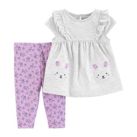Tank top and pants outfit, 2 pc set (toddler girls)](Children's Nurse Outfit)