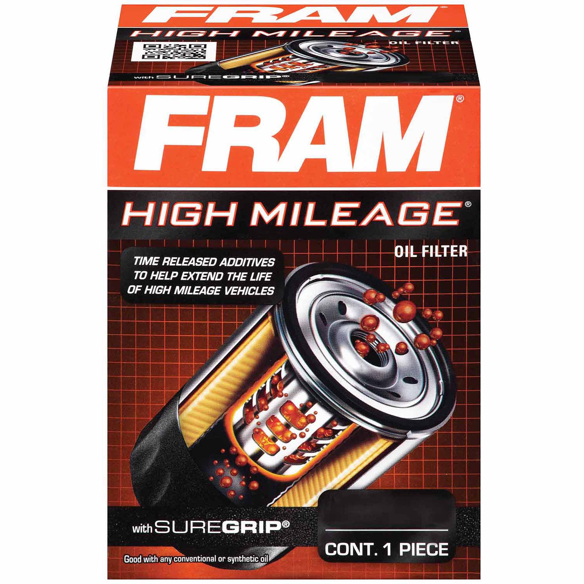 FRAM High Mileage Oil Filter, HM3593A