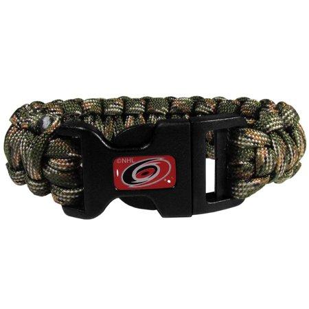 Carolina Hurricanes Camo Survivor Bracelet (F) by