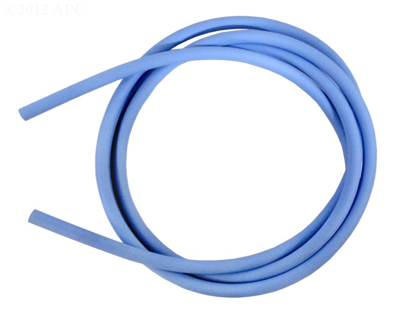 Pentair JV503 16' Third Section Feeder Hose Light Blue by Pool Cleaners