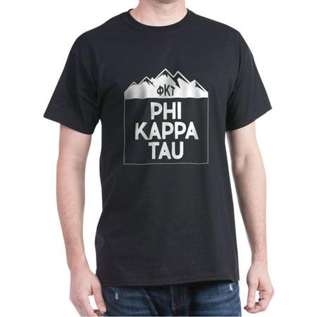Phi Kappa Tau Fraternity - Phi Kappa Tau Fraternity Greek Mount - 100% Cotton T-Shirt