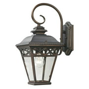 Thomas Lighting Mendham Armed Outdoor Wall Sconce