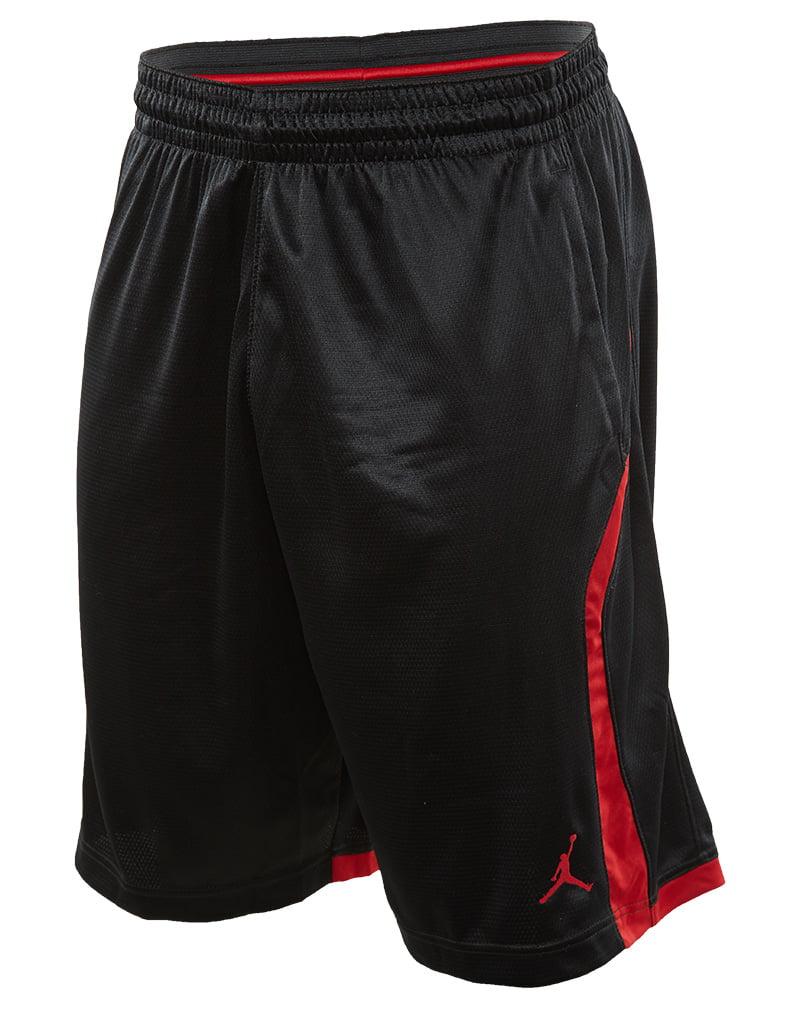 1906922022b7 AIR JORDAN - Air Jordan Knit Men s Basketball Shorts Mens Style ...