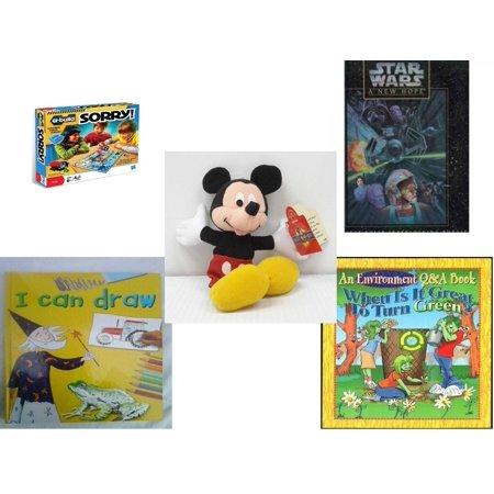 Childrens Gift Bundle 5 Piece