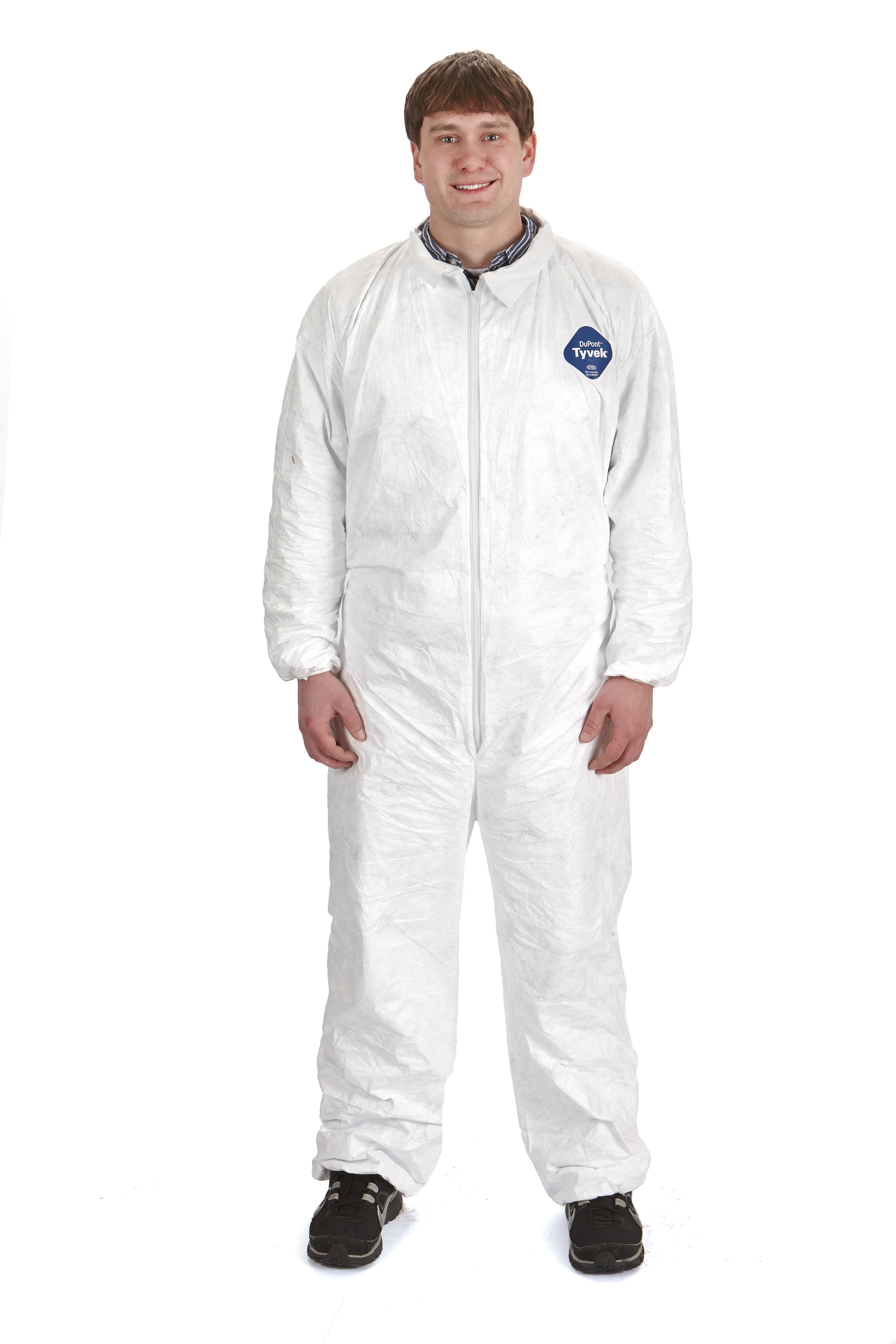 Little Giant Farm and Ag TYSUITXL Extra-Large Beekeeping Tyvek Coverall by Miller Manufacturing