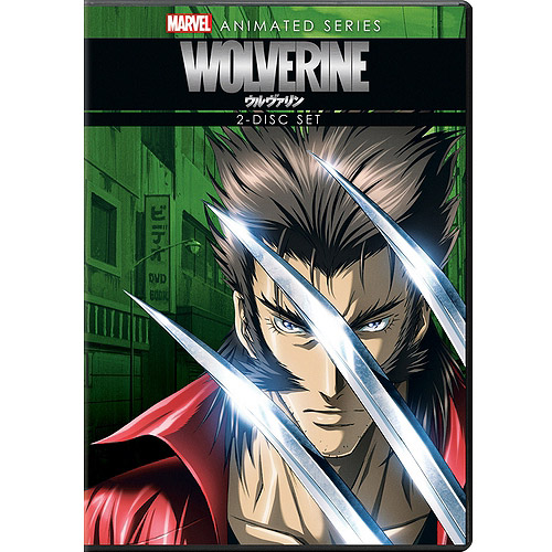Marvel: Wolverine - The Complete Series (Anamorphic Widescreen)