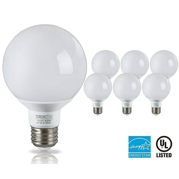 Torchstar G25 Globe Led Light Bulb For