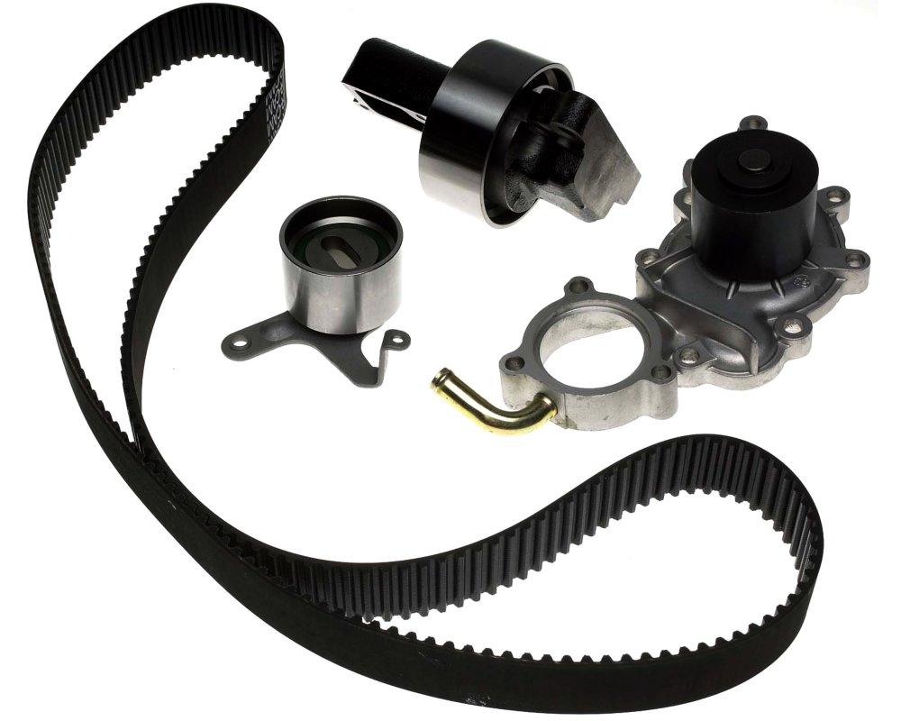 Gates TCKWP240 Engine Timing Belt Kit with Water Pump
