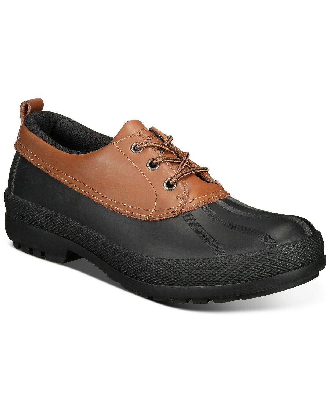 Duck Boots Black Tan Size 9M - Walmart