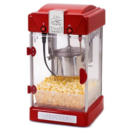 Elite By Maxi Matic 2 5 Oz Clic Tabletop Kettle Popcorn Maker