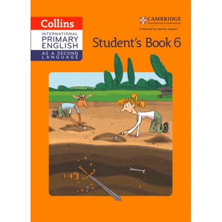Cambridge Primary English as a Second Language Student Book: Stage 6