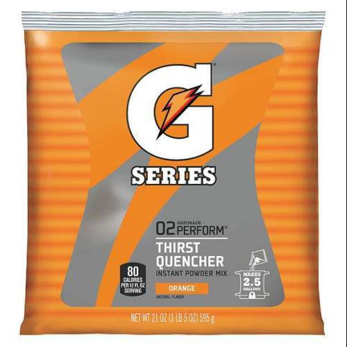 GATORADE 03970 Sports Drink Mix, Orange
