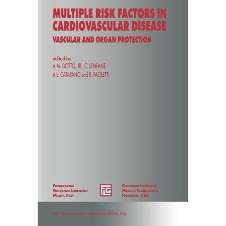 Multiple Risk Factors In Cardiovascular Disease  Vascular And Organ Protection