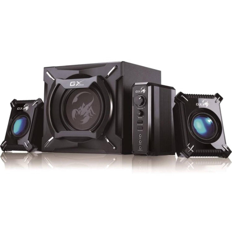Genius Thunderclap 2.1-Channel Gaming Speaker System