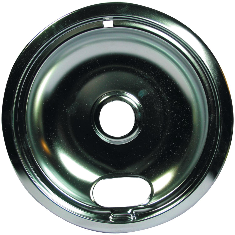 "Range Kleen 102-AM Universal Chrome Drip Pan, Style A (8"")"