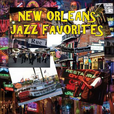 New Orleans Jazz Favorites (New Orleans Jazz Sheet Music)