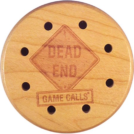 Dead End Game Calls Roadblock Slate Pot Call