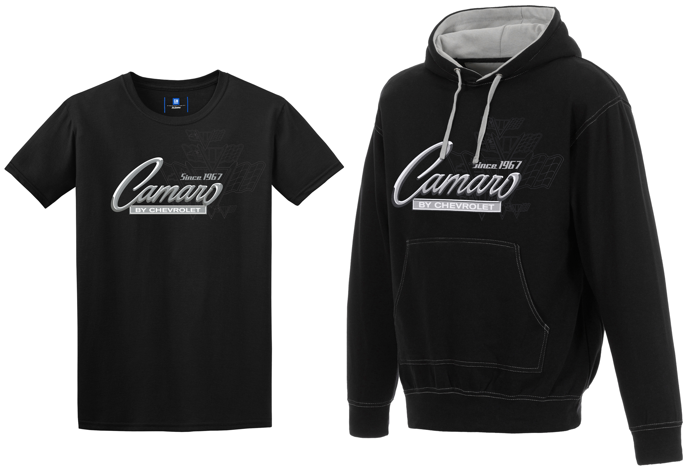 Camaro 38101930-$P West Coast Corvette Mens Corvette 60th Anniversary 427 Tee Shirt West Coast Corvette