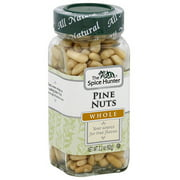 ***Discontinue***The Spice Hunter Whole Pine Nuts, 2.2 oz (Pack of 6)