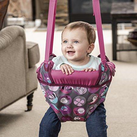 d755f0177 ExerSaucer Door Jumper w  Adjustable Straps   Framed seat for Baby ...