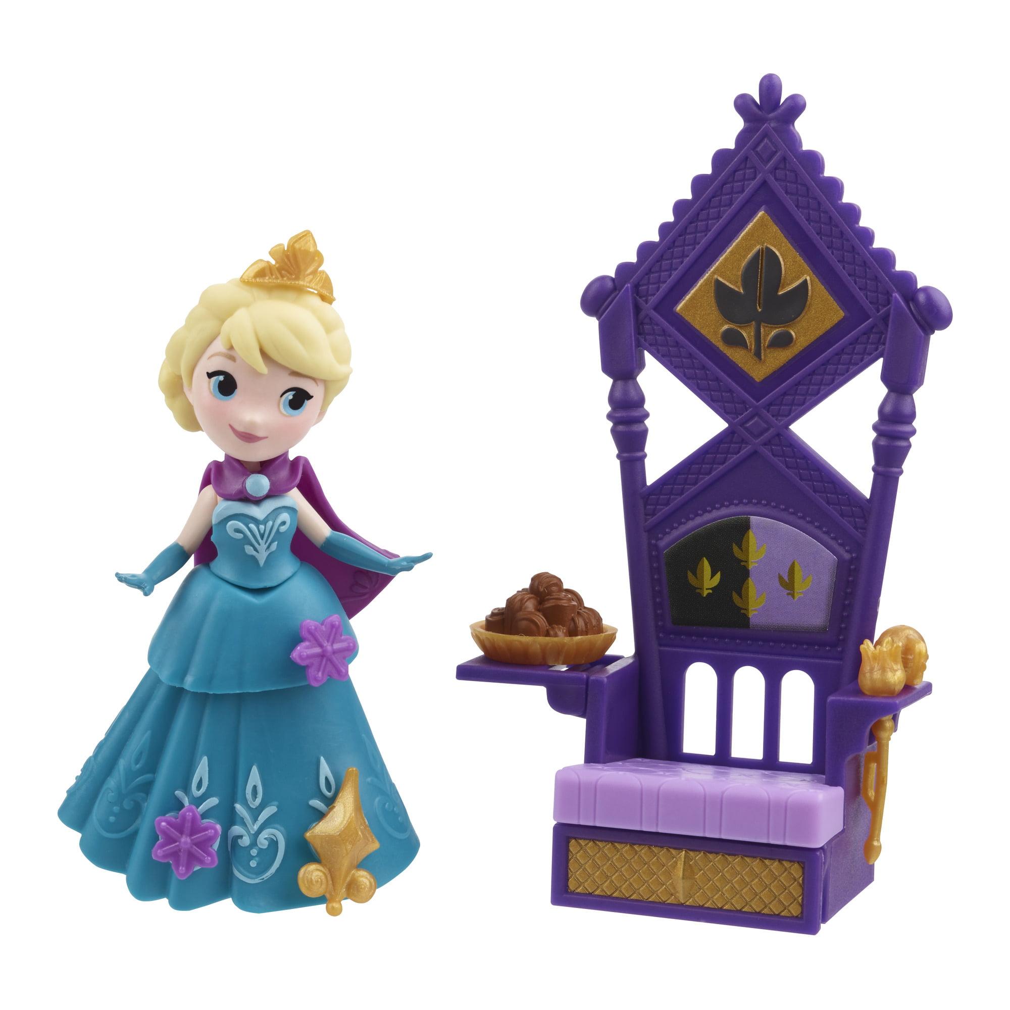 Disney Frozen Little Kingdom Elsa & Throne by Hasbro
