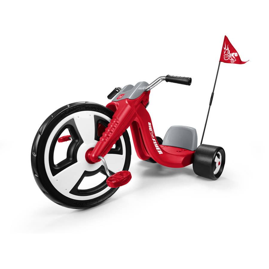tricycle moto big flyer de radio flyer. Black Bedroom Furniture Sets. Home Design Ideas