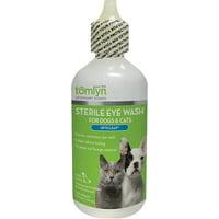 Tomlyn Opticlear Dog & Cat Eye Wash, 4 oz.