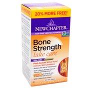 New Chapter Bone Strength Calcium Formula, 144 Ct