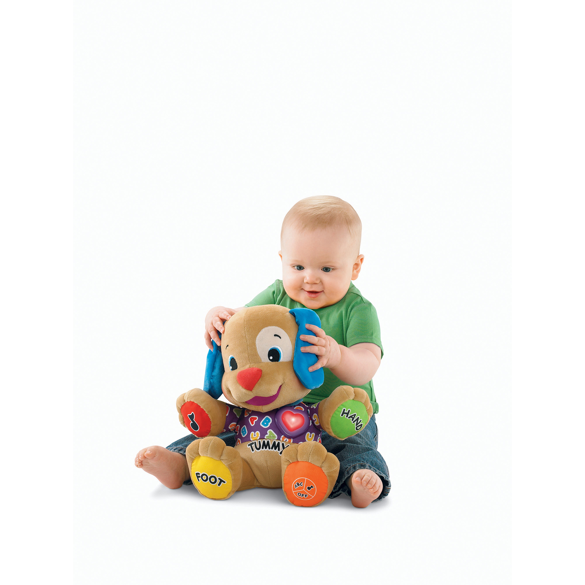 Fisher-Price Laugh & Learn Learning Puppy or Love to Play Sis