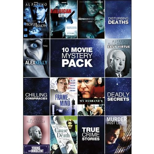 10-Movie Mystery Pack by ECHO BRIDGE ENTERTAINMENT