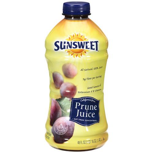 Sunsweet Gold Label Prune Juice, 48 fl oz