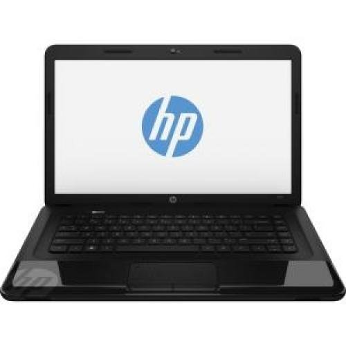 """HP Black 15.6"""" 2000-2c12NR Laptop PC with AMD E2-1800 Accelerated Processor, 4GB Memory, 500GB Hard Drive and Windows 8"""
