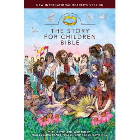 NIrV, The Story for Children Bible, eBook - eBook